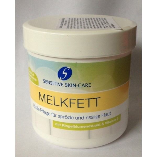 SCHMESS MELKFETT EXTRA cu galbenele si vitamina E 250 ml