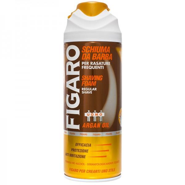 Figaro spuma de ras cu ulei de argan 400 ml